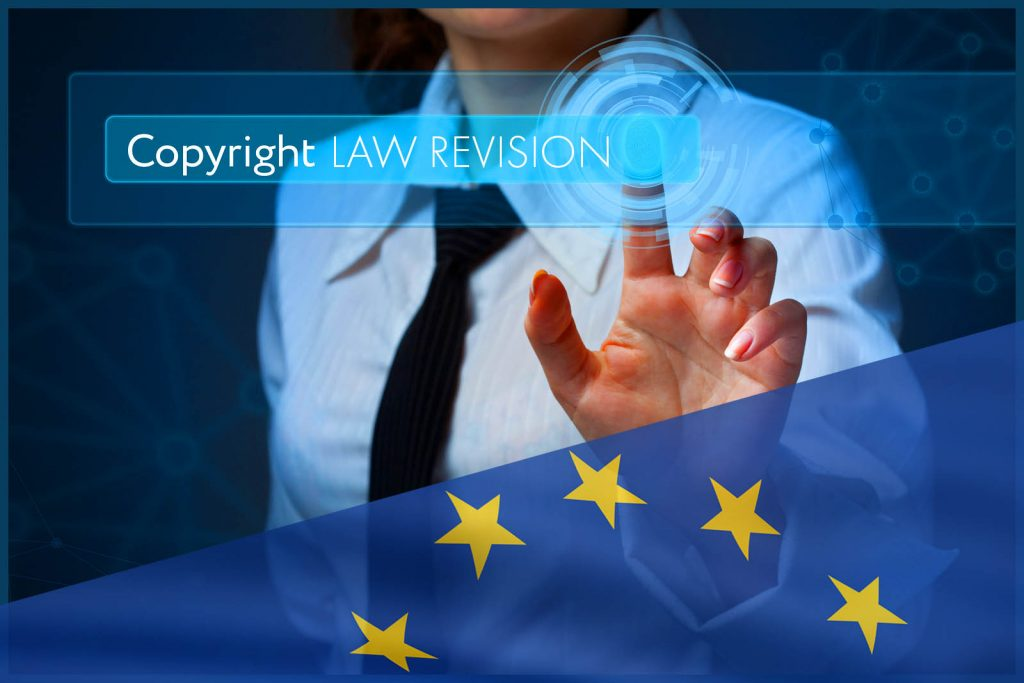 Copyright Law Revision Efforts: Principles & Realities and ...